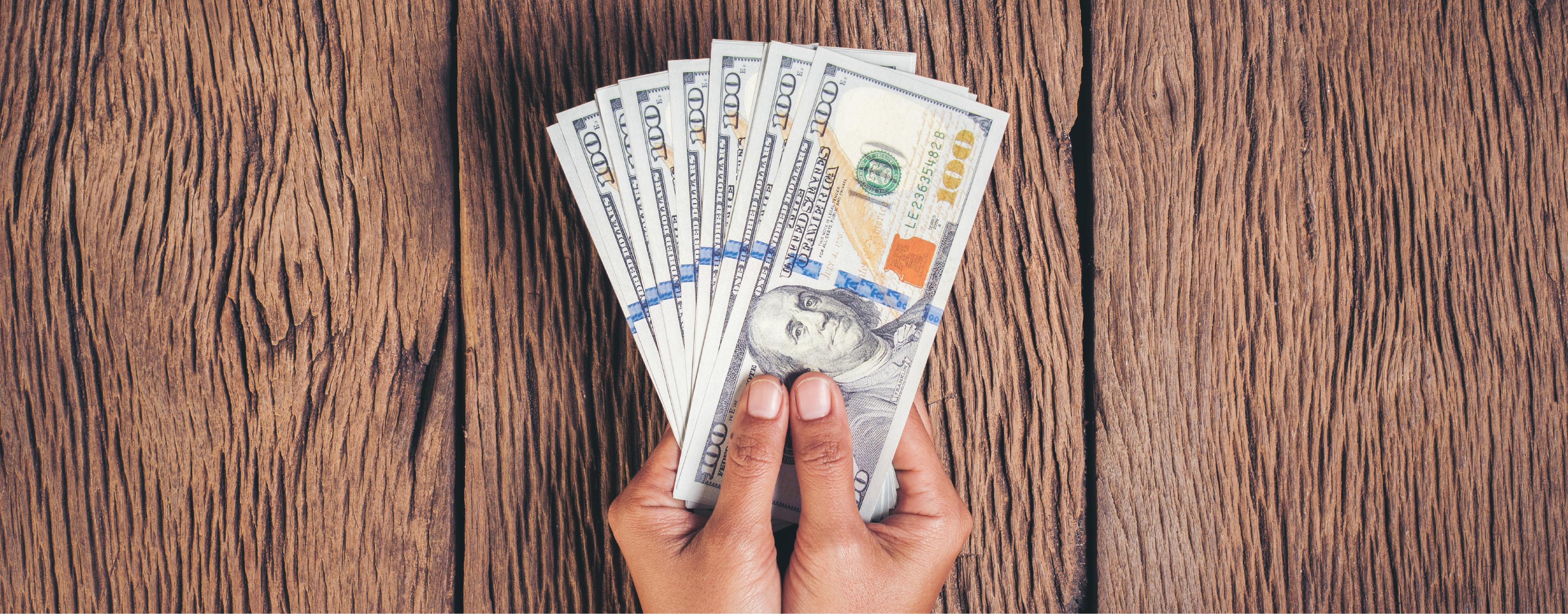 ¿Las ventas de dólares en efectivo ayudan en la contención del tipo de cambio?